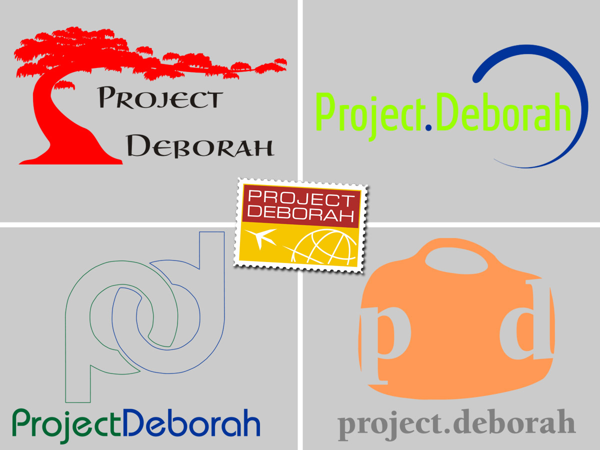 Project Deborah Logo Collage.
