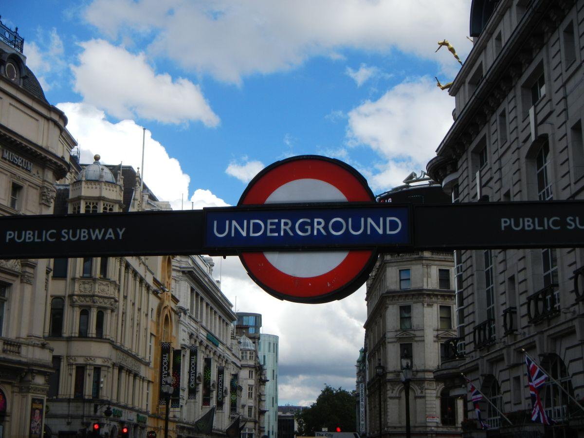 Londoner U-Bahn